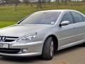Especificaciones técnicas completas y gasto de combustible para Peugeot 607 607 2.2 HDI (133 Hp)