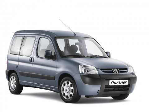 Technical specifications and characteristics for【Peugeot Partner】