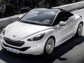Technical specifications of the car and fuel economy of Peugeot RCZ