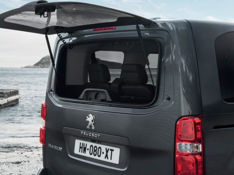 Technical specifications and characteristics for【Peugeot Traveler I】