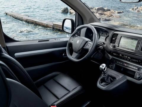 Peugeot Traveler I teknik özellikleri