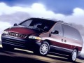 Technical specifications of the car and fuel economy of Plymouth Grand Voyager