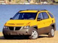 Technical specifications of the car and fuel economy of Pontiac Aztec