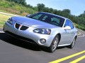 Technical specifications of the car and fuel economy of Pontiac Grand Prix