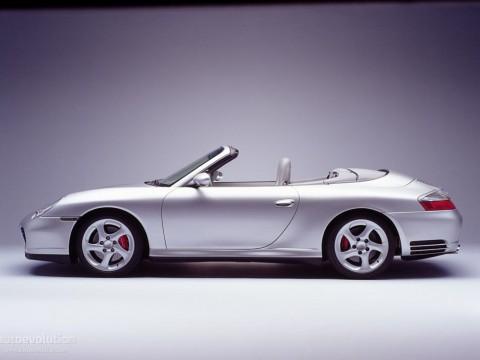 Porsche 911 Cabrio (996) technische Daten und ...