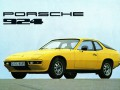 Technical specifications of the car and fuel economy of Porsche 924