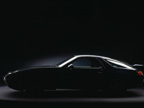 Caractéristiques techniques de Porsche 928