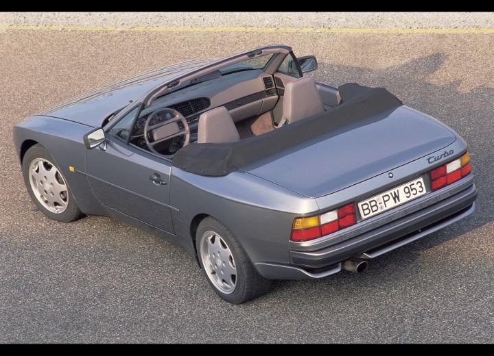 Porsche 944 Cabrio technische Daten und ...