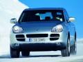 Caractéristiques techniques complètes et consommation de carburant de Porsche Cayenne Cayenne (955) 3.2 i (250)