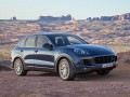 Technical specifications of the car and fuel economy of Porsche Cayenne