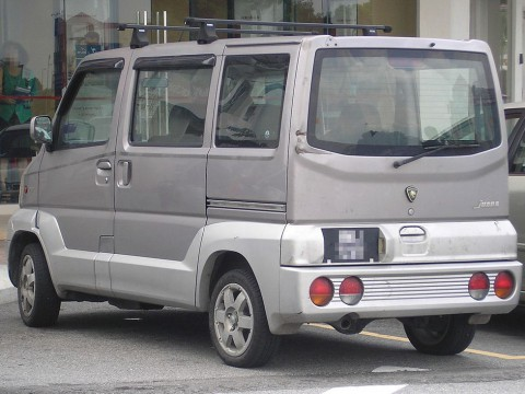 Technical specifications and characteristics for【Proton Juara】