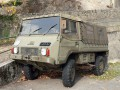 Technical specifications of the car and fuel economy of PUCH Pinzgauer