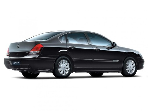 Technical specifications and characteristics for【Renault Samsung SM7】