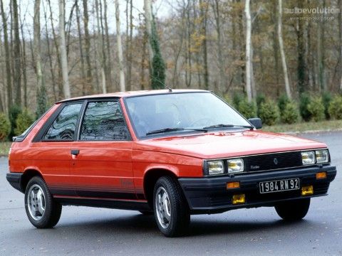 Technical specifications and characteristics for【Renault 11 (B/C37)】