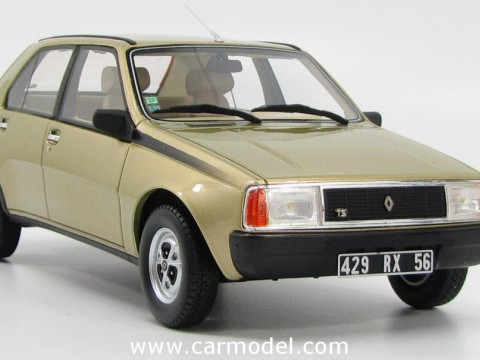 Technical specifications and characteristics for【Renault 14 (121)】