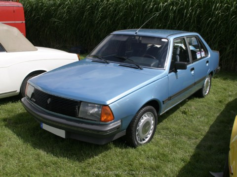 Technical specifications and characteristics for【Renault 18 (134)】