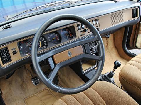 Renault 6 teknik özellikleri