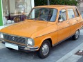 Technical specifications of the car and fuel economy of Renault 6