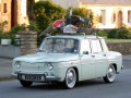 Technical specifications of the car and fuel economy of Renault 8 Bulgarrenault