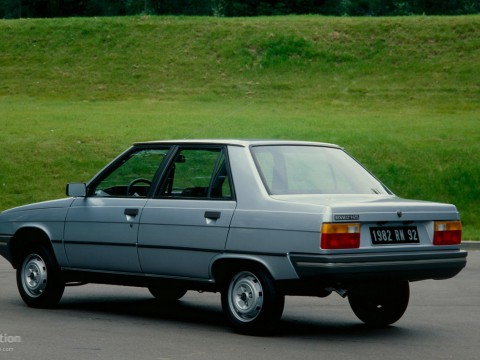 Technical specifications and characteristics for【Renault 9 (L42)】
