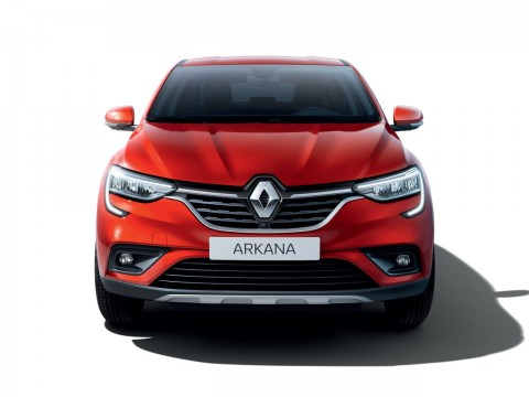 Technical specifications and characteristics for【Renault Arkana】