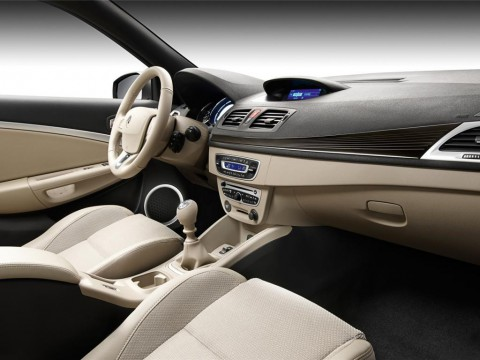 Technical specifications and characteristics for【Renault Avantime】