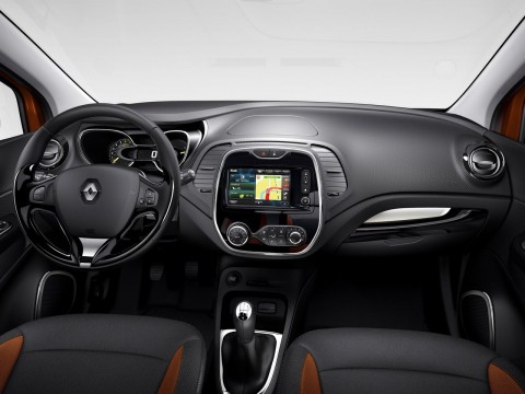 Technical specifications and characteristics for【Renault Captur】