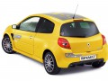 Renault Clio Clio Renaultsport 197 (III) 2.0 i 16V (200 Hp) full technical specifications and fuel consumption