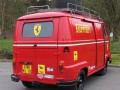 Technical specifications and characteristics for【Renault Estafette】