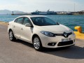 Technical specifications of the car and fuel economy of Renault Fluence
