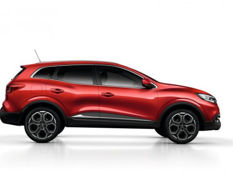 Technical specifications and characteristics for【Renault Kadjar 】
