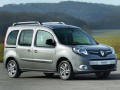 Technical specifications of the car and fuel economy of Renault Kangoo