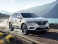 Technical specifications of the car and fuel economy of Renault Koleos