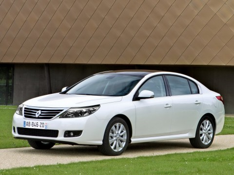 Technical specifications and characteristics for【Renault Latitude】