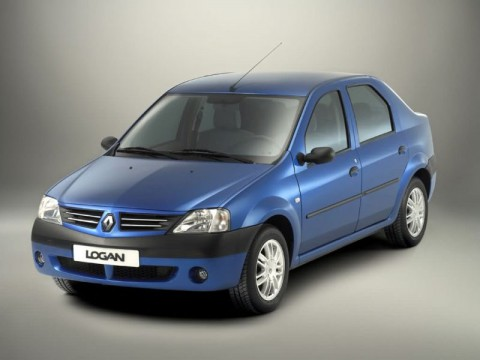 Technical specifications and characteristics for【Renault Logan】