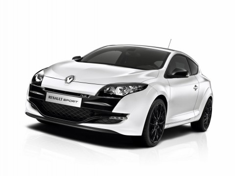 Technical specifications and characteristics for【Renault Megane Coupe Monaco GP】