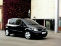 Technical specifications and characteristics for【Renault Modus】