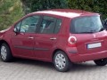 Renault Modus Modus 1.5 dCi (68 Hp) full technical specifications and fuel consumption