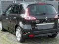 Пълни технически характеристики и разход на гориво за Renault Scenic Scenic III 1.9 dCi (130 Hp) FAP