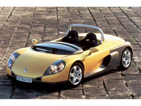 Technical specifications and characteristics for【Renault Sport Spider】
