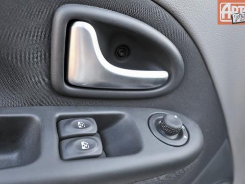 Especificaciones técnicas de Renault Symbol II