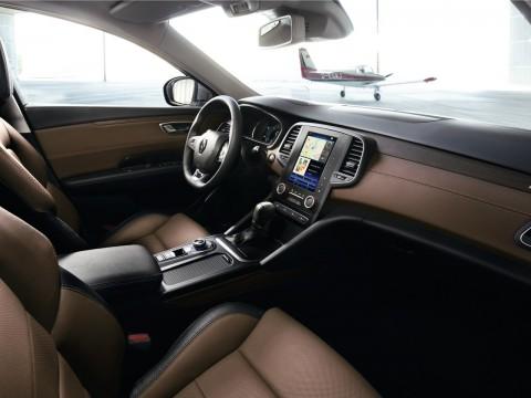 Τεχνικά χαρακτηριστικά για Renault Talisman Combi