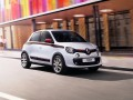 Technical specifications of the car and fuel economy of Renault Twingo