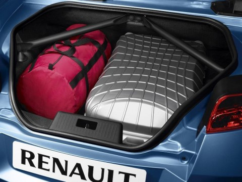 Technical specifications and characteristics for【Renault Wind】