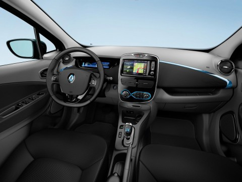 Technical specifications and characteristics for【Renault ZOE】