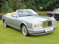 Technical specifications of the car and fuel economy of Rolls-Royce Corniche Cabrio