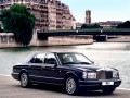 Technical specifications of the car and fuel economy of Rolls-Royce Silver Seraph