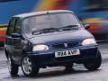 Fiche technique de la voiture et économie de carburant de Rover 100