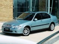 Technical specifications of the car and fuel economy of Rover 45
