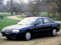 Technical specifications of the car and fuel economy of Rover 600